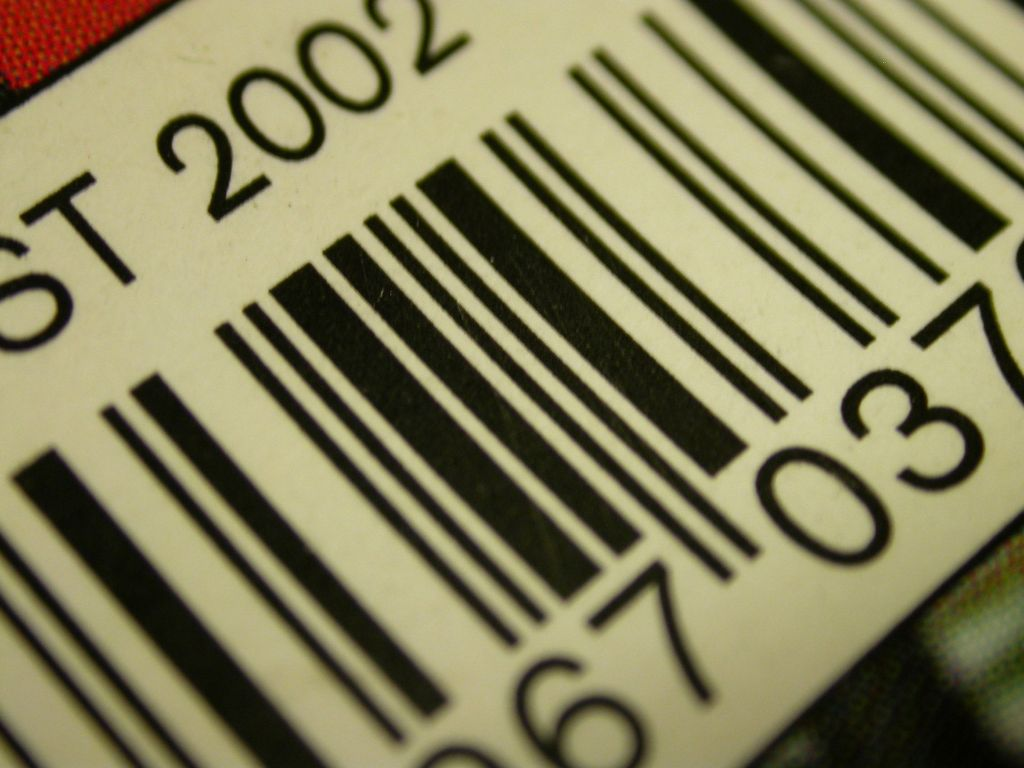 A store barcode